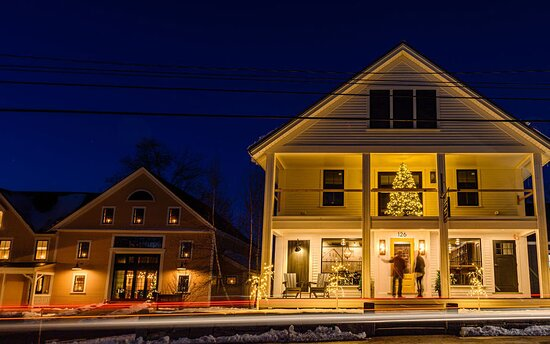 Wolfeboro's newest dining experience from the team at Pickering House Inn... PAVILION Food and Spirirts.