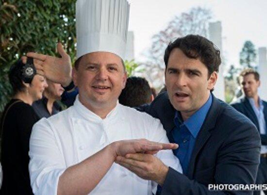 Geneva, Switzerland: Spectacle magie avec un grand chef Suisse