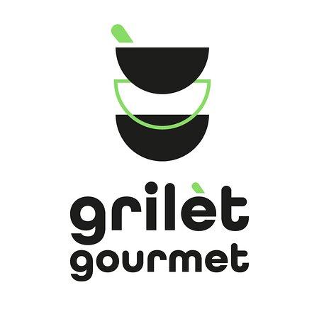 Grilet Gourmet logo