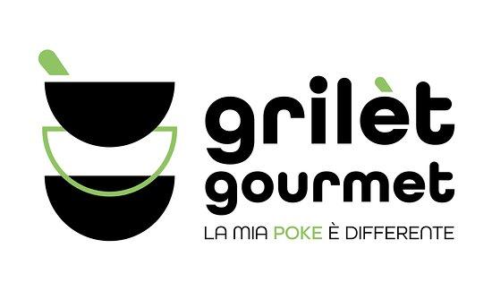 Grilet Gourmet logo lungo