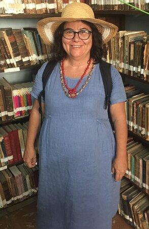 """Bibliotece Publica """"MARTI""""  / Santa Clara  / Küba / 2020 /"""