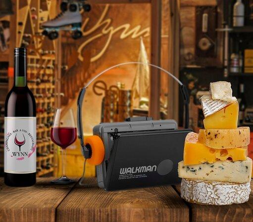 Le Wynn, Just THE PLACE TO BE, Good Wine, Good food, Good Music & Good Vibes. What else ? Ouvert à partir de 15h. Sous réservation : 0661472501