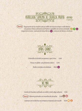 Restaurante Abrasador Canela y Limón