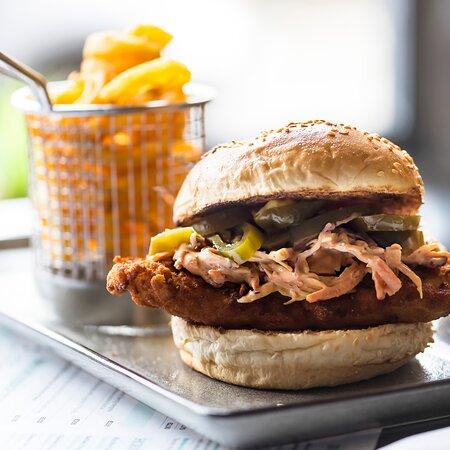 Heddons Kitchen Burger