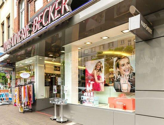 MYSSAGE Dusseldorf @ Parfumerie Becker