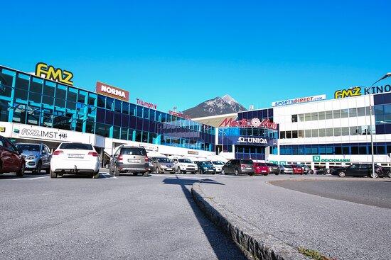 FMZ Imst Einkaufszentrum