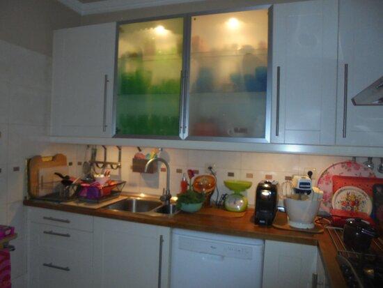 Lisbon, Portugal: cozinha