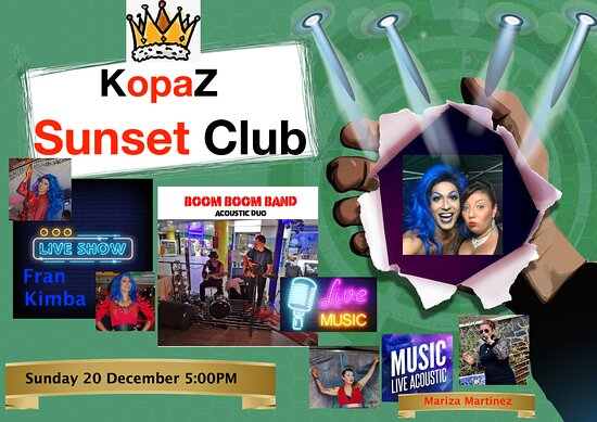 KopaZ Sunset Club Every Sunday