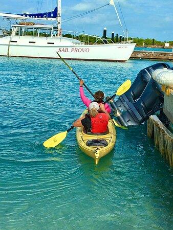Kayak Eco Tour: Go!