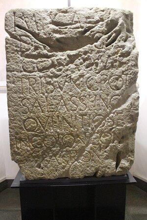 Iscrizione imperatoria