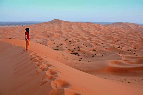 You are welcome to sahara desert with See Around Morocco team !