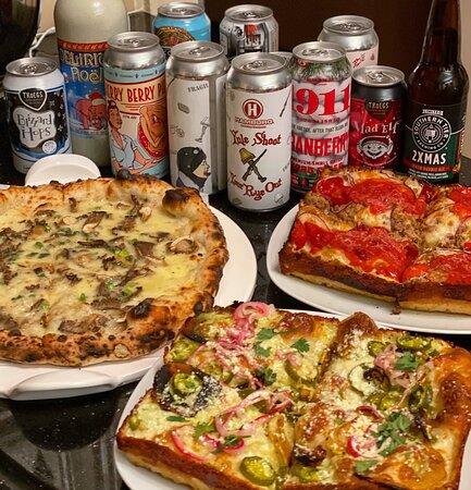 Kenmore, NY: Jay's Artisan Pizzeria