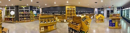 Vine & Tap retail liquor store