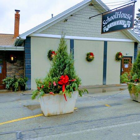 Schoolhouse tavern