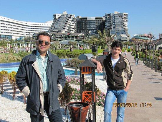 Provincia de Antalya, Turquía: limak lara hotel