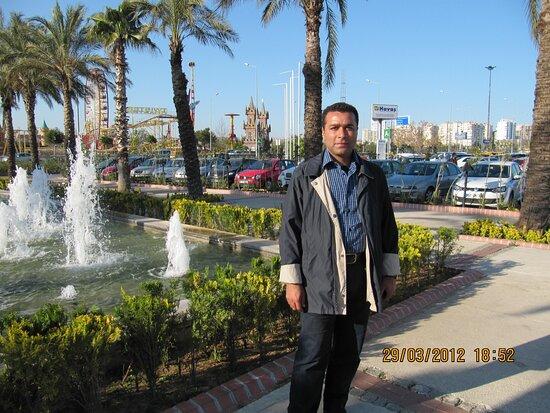 Provincia de Antalya, Turquía: migros
