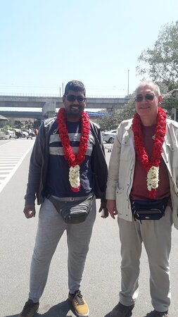 Our Guest From UK for cultural Tours