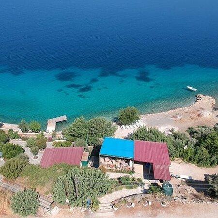 Marmaris District, Турция: Doğanın içinden bir köşe