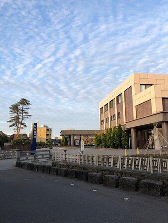 金沢聖霊病院と長町武家屋敷跡界隈