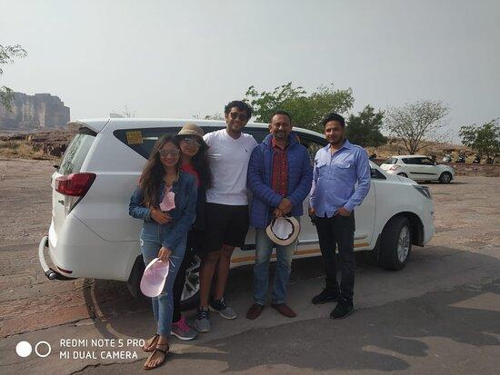 Rajasthan Cab Rental