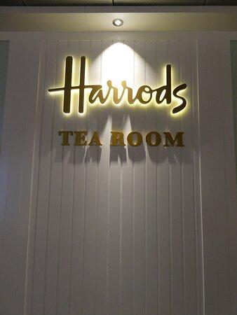 Harrods Tea Room