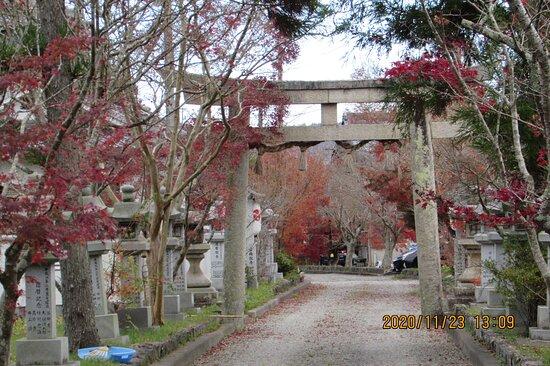 Yoshimiko Shrine