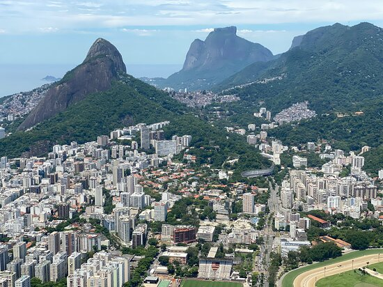 Private Helicopter Tour for 2 People - Classic Rio Tour Route (25-30min): Rio from Riocoptor