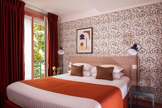 Hotel Relais Bosquet Paris, hoteles en París