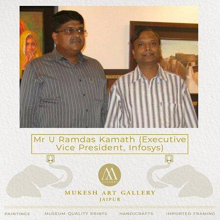 Mukesh Art Gallery R