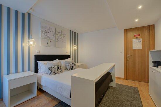 Suite com terraço privado