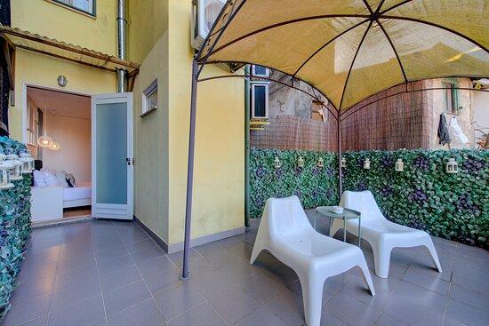 Terraço Suite Deluxe
