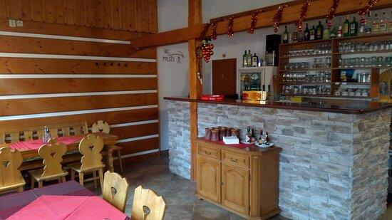Rokytnice nad Jizerou, Tjekkiet: Restaurace U Konířů
