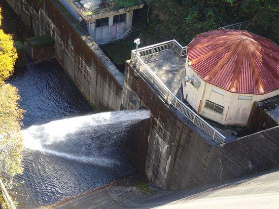 一の坂ダム