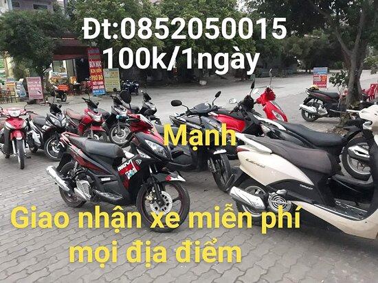 Cheap Motorbike Rental in Ninh Binh