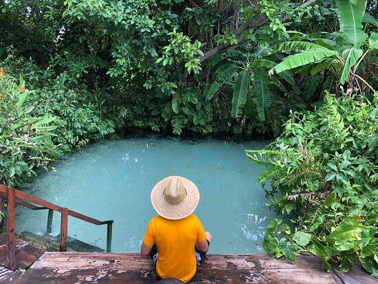 Jalapao State Park, TO: Expedição Jalapão Dez/20  Uma experiência única. Venha conhecer o Jalapão com a gente.  Fervedouro Rio Sono