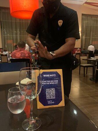 la carta de vinos virtual