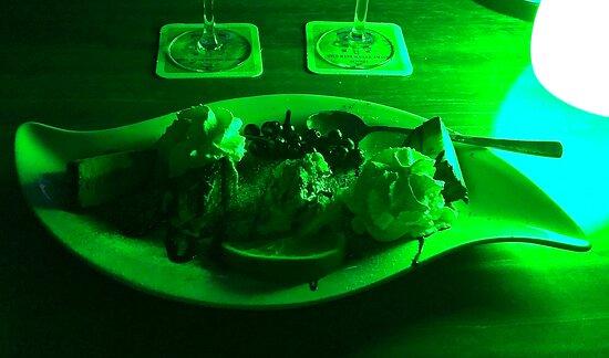 Erfrischendes Dessert