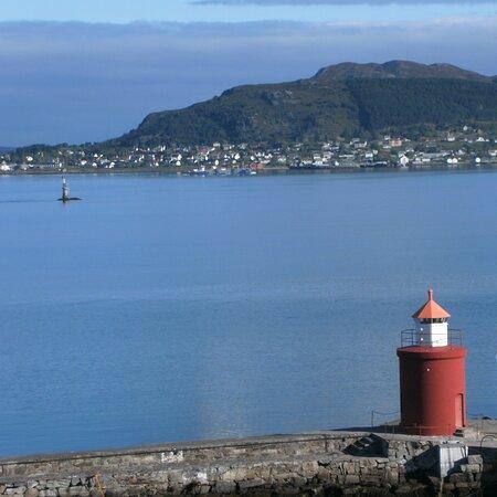 Alesund, Norway: Ålesund på Norges västkust är en mycket fin Jugendstad