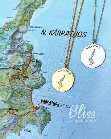 Karpathos Collection  Silver 925 Necklaces