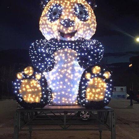 Montesilvano, Ý: Luminarie Natale 2020