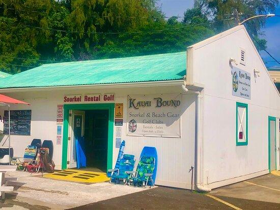 Kauai Bound