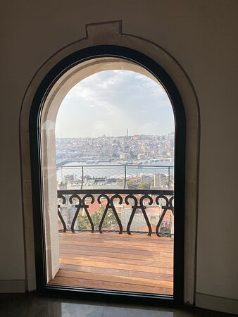 Вид из башни