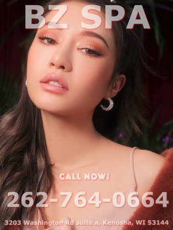 Here at BZ Spa, We are a proud Asian Massage Parlor located in Kenosha, WI! Here we are Asian massuses that are trained to provide many types of massages in one place right on Washington Road! We like to say that we are the best Asian massage in Town! Our all Asian staff are here to help you get to those annoying knots on your body and release them, also to help you relax and relieve stress!