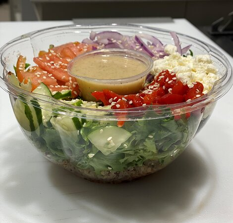 Erie, PA: Hitting the stores today for some after holiday shopping? Make sure to stop in and fill up with a FRESH protein bowl!  Our protein bowls are packed with flavor and help keep you feeling full longer. Get one of our classics, or create your own from our long list of fresh, healthy ingredients!