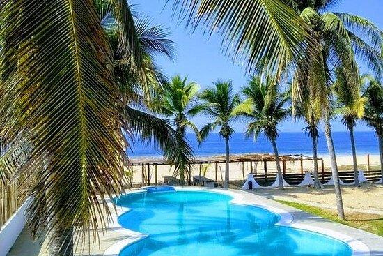 Excursão pela costa de Acapulco...