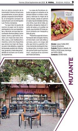 Mutante Restaurante