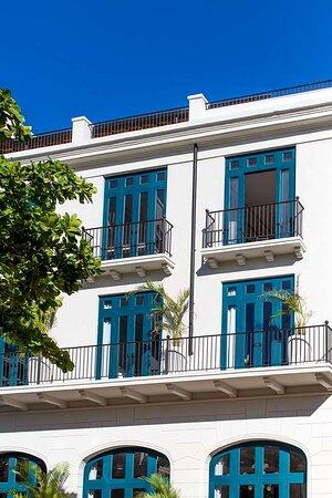 Santarena Hotel outside
