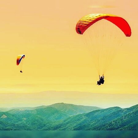 New Delhi, India: Paragliding Service  LivGo Travels Call Us : +91 9265663291 Email : livgotravels@gmail.com Website : www.livgotravels.com Service available : 24 x 7 Service from Delhi NCR to All India #tour #travels #tours #travel #livgotravels #tourism #tourismindia #tourist #tourandtravel #travelling #traveltheworld
