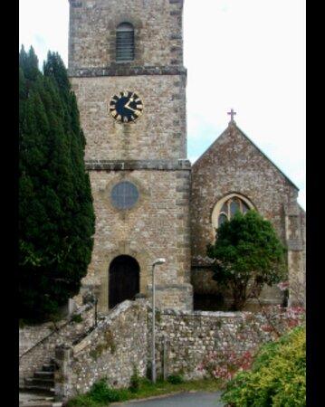 Storrington, UK: Stunning church in our lane