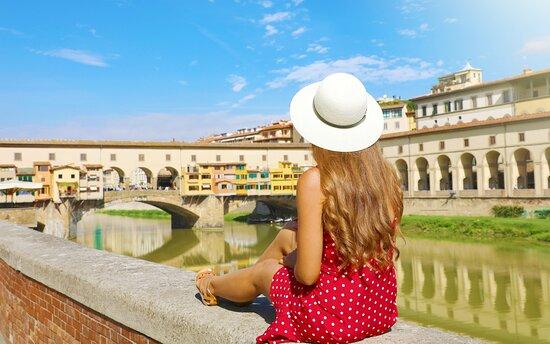Пиза, Италия: Florence by Tuscany Driver
